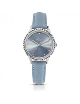 OPS OROLOGIO GLAM L.BLUE...