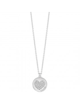 GUESS COLLANA HEART...