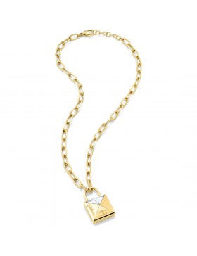 JUST CAVALLI COLLANA LOCK...