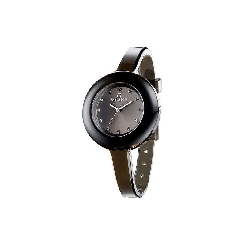 Ops Ops nude Solo 71 Tempo Nero Donna Orologio Opspw JcuTlKF13
