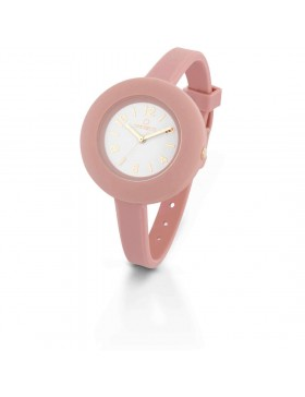 OPS OROLOGIO NUMBER ROSA...