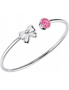 SECTOR BRACCIALE SPARKING BOW ROSE STONE DONNA SALW08