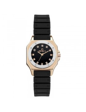 OPS OROLOGIO OPSOBJECTS PARIS STONES NERO IPR DONNA OPSPW-516