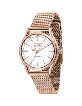 SECTOR OROLOGIO 660 DIAL MESH RG DONNA R3253517503