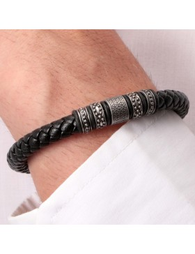 SECTOR BRACCIALE RUDE BLACK...